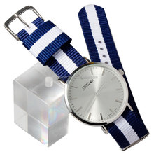 New arrival nylon men or women quartz watch