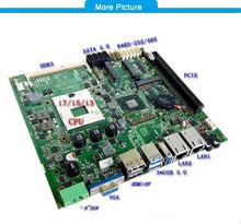 Mini itx I5 2410m processor pc motherboard with pcie 8x (pcm5-qm77)