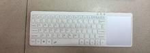 DIHAO Newest Ultra Slim Aluminum Wireless 2.4G keyboard