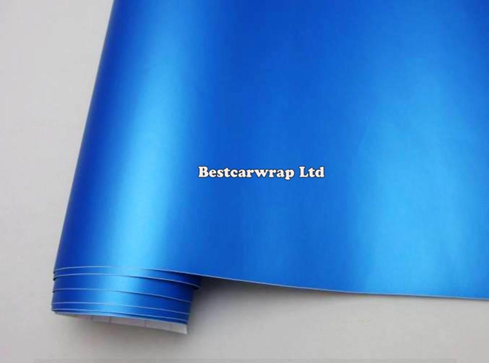 3m pearl blue matte Vinyl Car wrap Film matt peral Foile sticker (2)