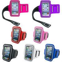 2014 Hot Selling Belt Bag Running Sport Armband Case Holder For iPhone 5 5s