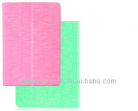 Hot selling Leather Flip Cover / PU flip case for iPad mini