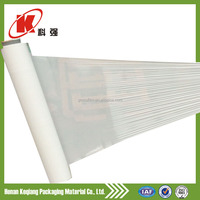 Gold supplier LLDPE silage wrapping plastic film roll with high quality