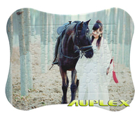 Newest Arrival Sublimation Blank Jigsaw Puzzle (AS-37)