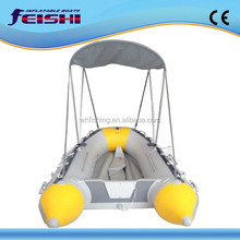 Fast Speed Two Riders PVC Material CE Approved OEM Avaiable China Factory Sport Inflatable Rowing Boat Long Inflatable Boat
