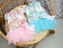 Dog Dress Princess Clothes Keep Warm Winter Coat K040