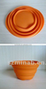 food grade silicone collapsible pet bowl