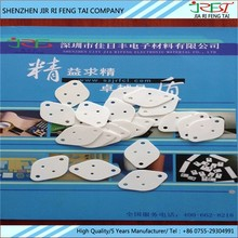 Thermal Insulation Alumina Ceramic Disc For Electronic Products