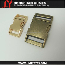 Dgjinyu paracord bracelet buckle,curved metal buckle,5/8 gold metal buckle dog collar
