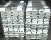 Zinc ingot 99.995% and other ingots available