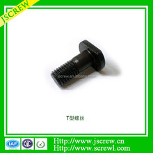 Oder from China directly black zinc plated 12.9 t bolt