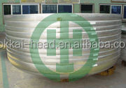 ASME EHA COLD STAMPING HEAD for tank