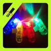 Led laser ring finger lights