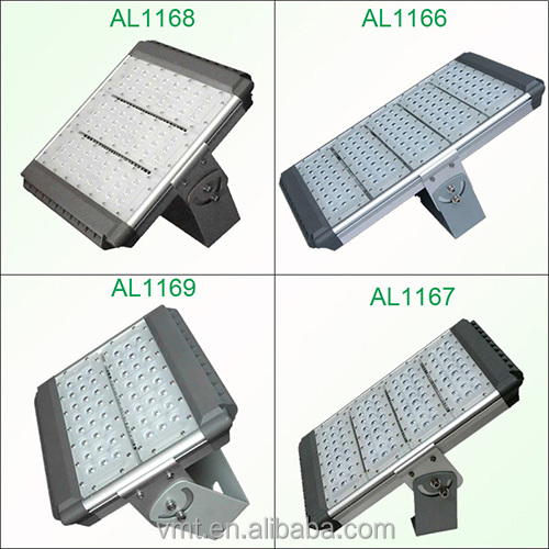 LED LIGHT PARTS die casting 70w 80w LED flood lighting hardware fitting from China manufacturer