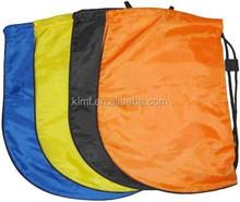 Promotion bulk plastic drawstring bags wholesale