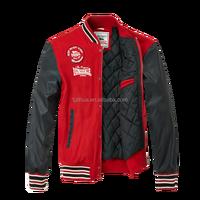 New Fashion Men's Baseball leather mastermind japan x coat jacket M/L/XL