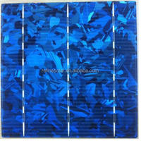colorful polycrystalline solar cell