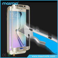 china alibaba 3d full cover tempered glass screen protector for samsung galaxy s6 edge