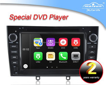 MAISUN special 7'' touch screen PEUGEOT 408 car dvd player/ car radio with navigation