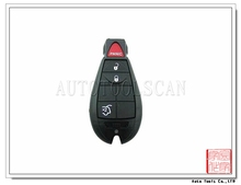 Top quality car key remote 4B for Chrysler smart card 433 Mhz for JEEP DODGE remote AK015003