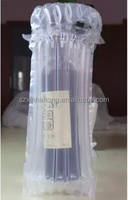 hot sale air column bags for wine bottle 366