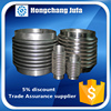 SS304/321/316 welding connection bellows type expansion joints