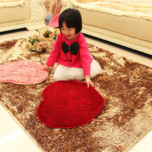 adhensive protective shaggy soft children room carpet and rug