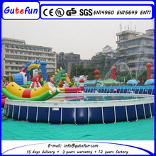 outdoor indoor innovative mermaid swimming pools for leisure parks