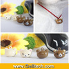 Favorites Compare cute animal shaped bells,wholesale pet dog cat bells