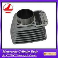 CG200CC motorcycle cylinder block factory production cheap china motorcycle