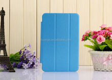 """2015 Stylish 7 Inch Tablet Pu Leather Flip folio case cover for huawei mediapad 7""""youth alibaba china"""