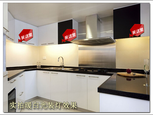 Trigonal kitchen cabinets for small spaces with ir sensor for 50cm kitchen cabinets