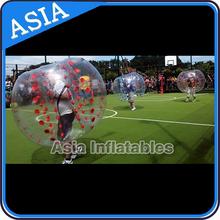 Crazy! Commercial Sale PVC/TPU Bubble Soccer/ Bumpball /Football Bubble For Outside Football