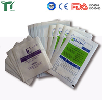 Pe/paper Pouch For gauze bandage size customized