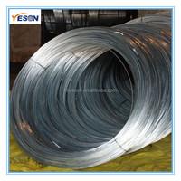 High Quality 22 # electro galvanized iron wire / g i wire