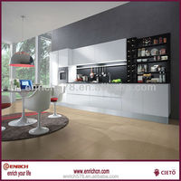 High quality modern style kitchen cabinet high gloss lacquer drawer faces and doors