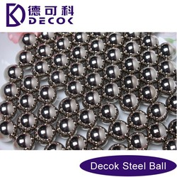 Stainless steel ball factory SS steel sphere motorcycle parts aisi201 steel ball