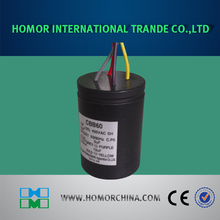 high pulse capacitor
