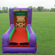 pvc obstacle course inflatable game for sale