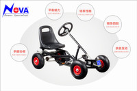 Sport Kid Racer Pedal Car Go/Pedal Go Cart