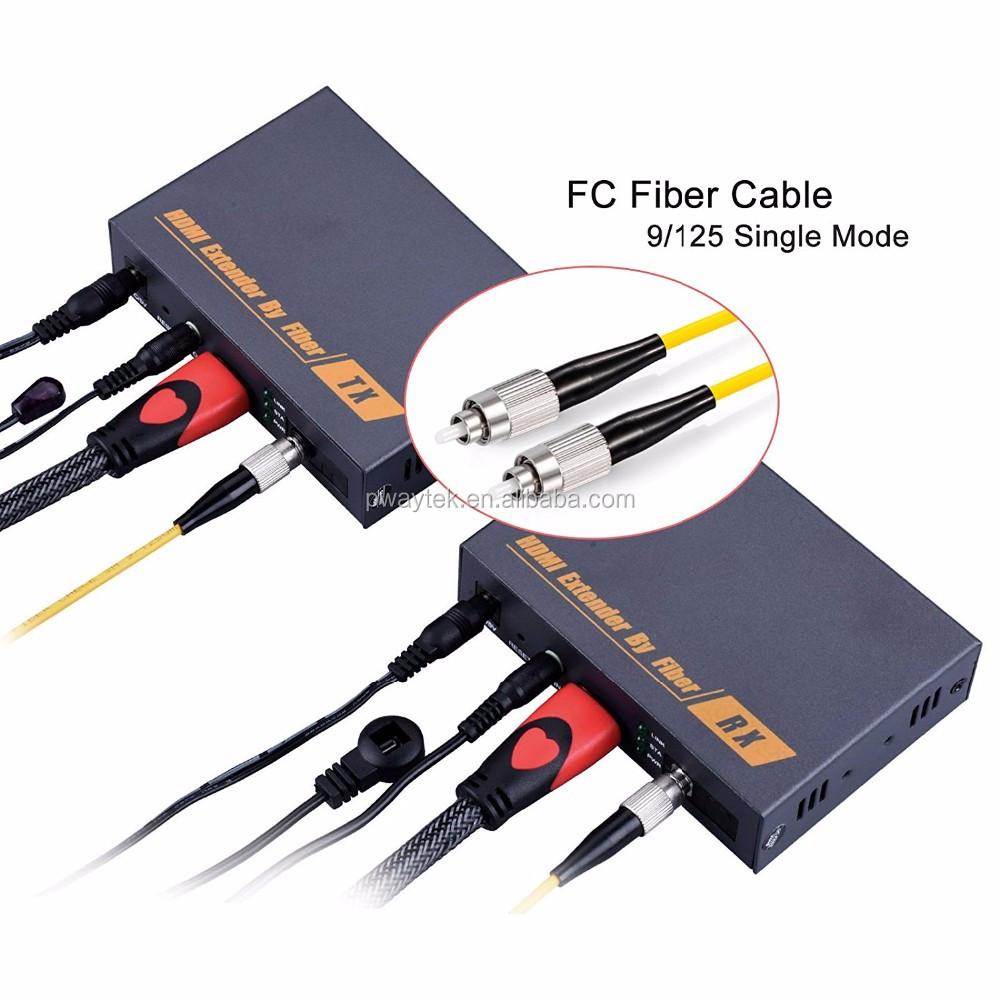 20km Hdmi Standard 1080p Video Audio To Fiber Ir Extender Optical Repeaters Transmitter Circuit Schematic