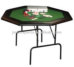 Octagonal Poker Table