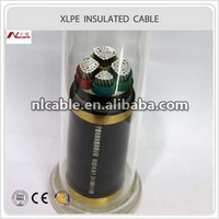 AL Conductor 3C+E Power Cable Used for Subway