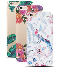 Custom popular printed PC mobile phone case for iPhone6/6S hard cover