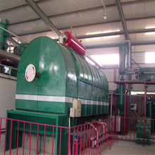 2015 Latest technology! waste plastic recycling to fuel oil equipment with high oil yield