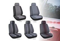 classic design mesh,100%polypropylene full sets Car Seat Cover