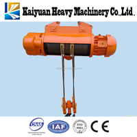 A 0.8 t light duty wire rope electric hoist for all the users from Costarica
