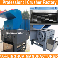 used good contion plastic ice crusher