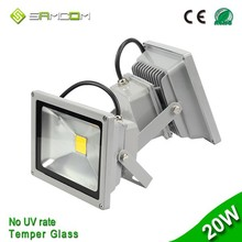 20 watt 12 volt outdoor 20w led flood light