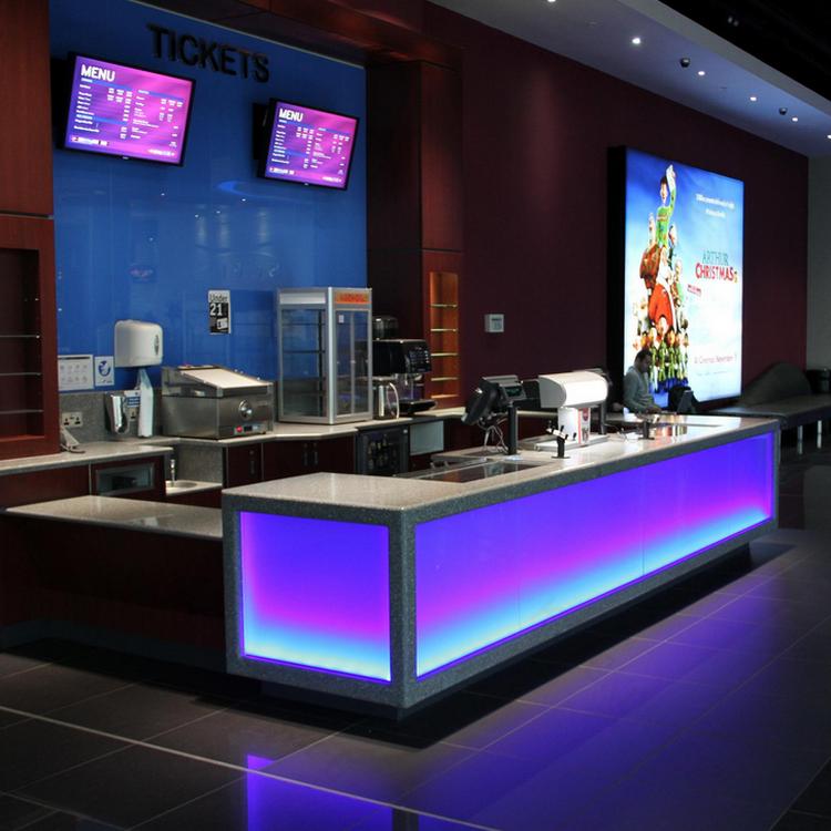 Keuken bar witte - Witte design lounge ...